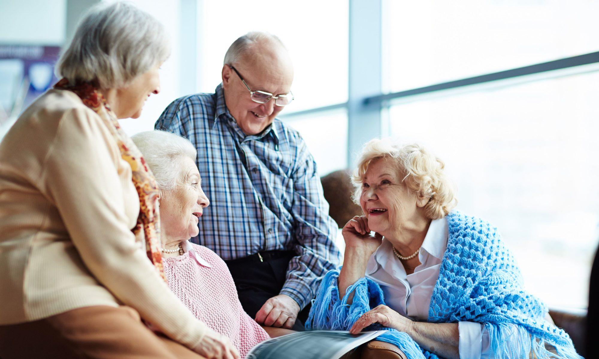 """Пансионат пребывания пожилых людей и инвалидов """"Благодать"""""""